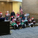Caroling at the Jewish Home photo album